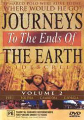 Journeys To The Ends of the Earth Vol 2 on DVD