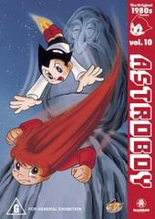 Astro Boy (Original) - Volume 10 on DVD