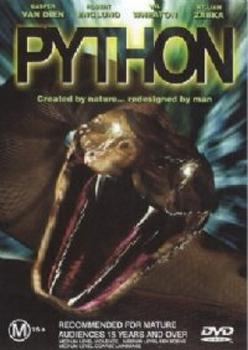 Python on DVD