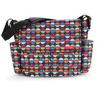 Skip Hop: Dash Deluxe Nappy Bag - Sequins