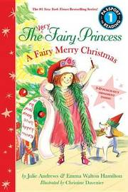The Very Fairy Princess: A Fairy Merry Christmas by Julie Andrews image