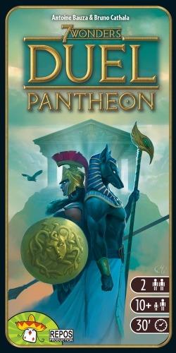 7 Wonders Duel: Pantheon - Game Expansion