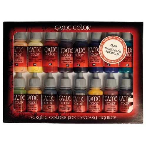 Vallejo Game Colour Specialist Set for Fantasy Figures