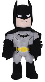 DC Super Friends: Interactive Power Punch Batman Plush