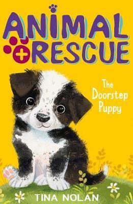 The Doorstep Puppy by Tina Nolan image