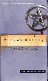 Proven Guilty (The Dresden Files #8) by Jim Butcher image
