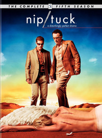 Nip/Tuck - The Complete 5th Season (8 Disc Set) on DVD