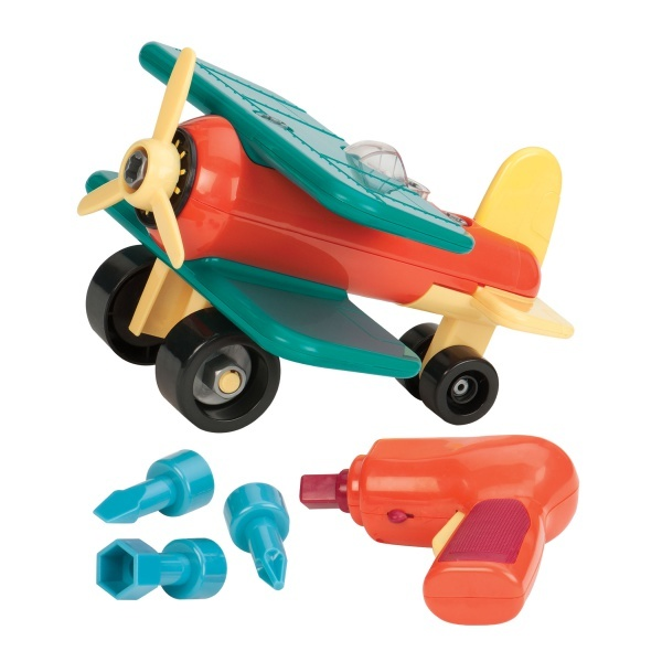 Battat: Take-Apart Airplane - Construction Kit