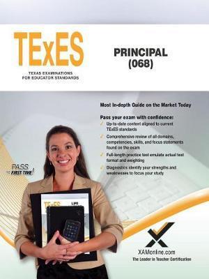 TExES Principal (068) by Sharon Wynne image