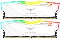 2x8GB Team T-Force Delta II RGB 2666MHz DDR4 Gaming RAM