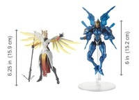 "Overwatch: Ultimates Series 6"" Dual Pack - Pharah & Mercy"