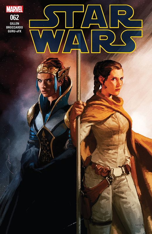 Star Wars - #62 by Kieron Gillen