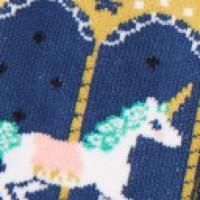 Sock It to Me: Junior Crew - Carousel (Age 7-10)