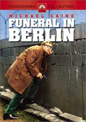 Funeral In Berlin on DVD