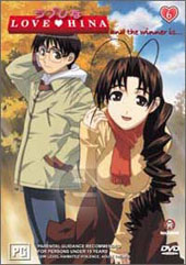 Love Hina - 6  - And The Winner Is on DVD