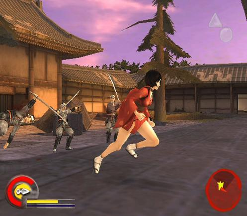 Red Ninja: End of Honour for PlayStation 2 image