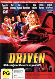 Driven on DVD image