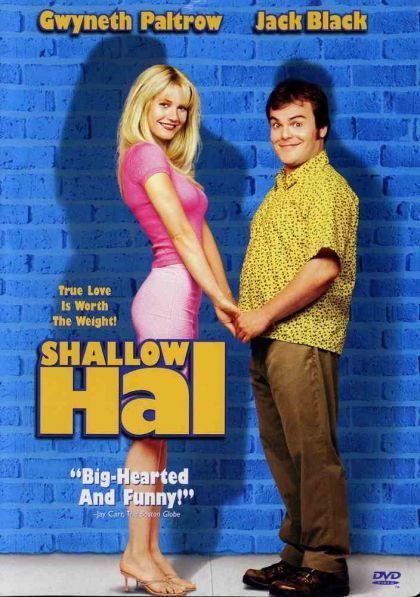 Shallow Hal on DVD