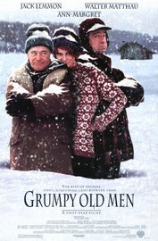 Grumpy Old Men on DVD image