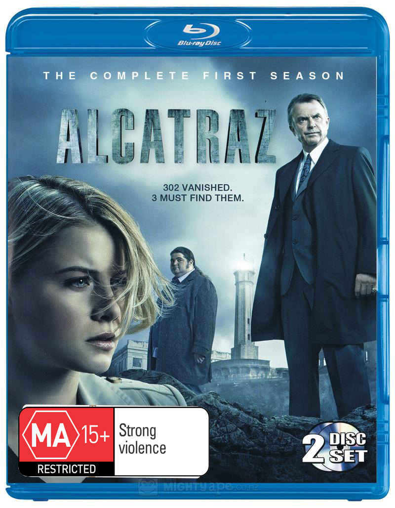 Alcatraz - The Complete First Season on Blu-ray image