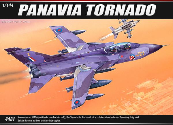 Academy Panavia Tornado 1/144 Model Kit