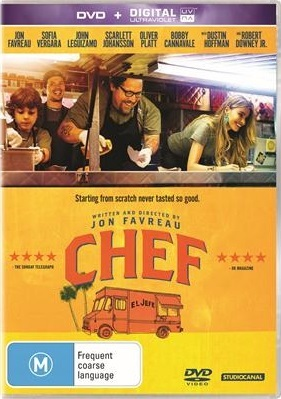 Chef on DVD