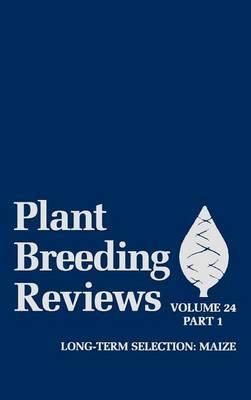 Plant Breeding Reviews: v. 24, Pt. 1