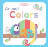 Animal Colors by Little Bee Books