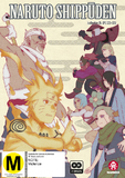 Naruto Shippuden - Collection 26 (Eps 323-335) DVD