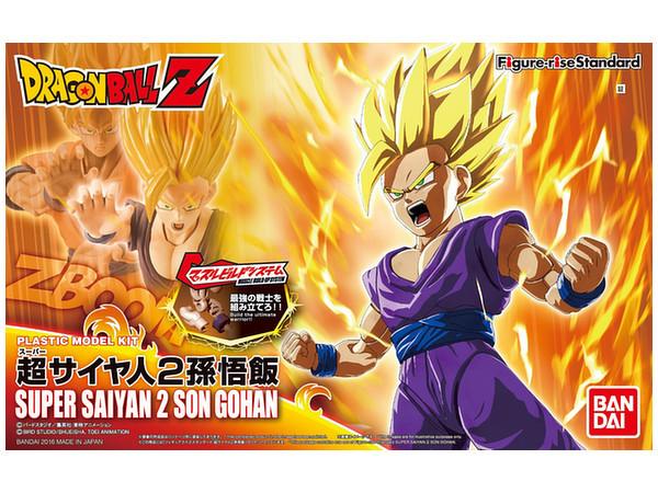 Dragon Ball: SS 2 Son Gohan - Model Kit
