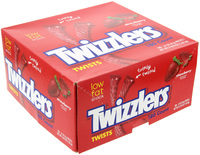Twizzlers Strawberry Twists (180pk)