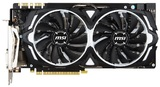 MSI GeFroce GTX 1080 Armor OC 8GB Graphics Card