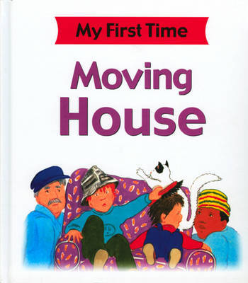 Moving House by Jim Pipe