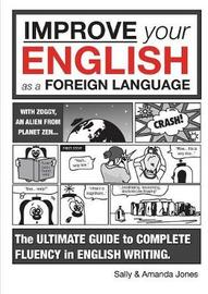 Improve Your English as a Foreign Language by Sally Jones image