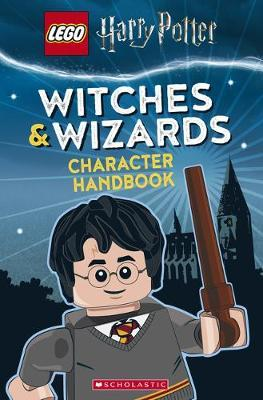 Witches and Wizards Character Handbook (LEGO Harry Potter) by Samantha Swank image