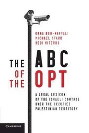 The ABC of the OPT by Orna Ben-Naftali