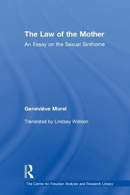 The Law of the Mother by Genevieve Morel image