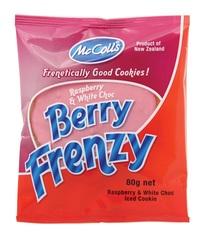 McColls: Berry Frenzy (80g x 12)