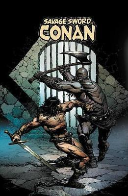 Savage Sword Of Conan: Conan The Gambler by Meredith Finch