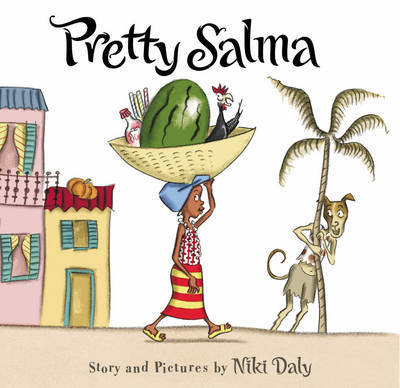 Pretty Salma by Niki Daly image
