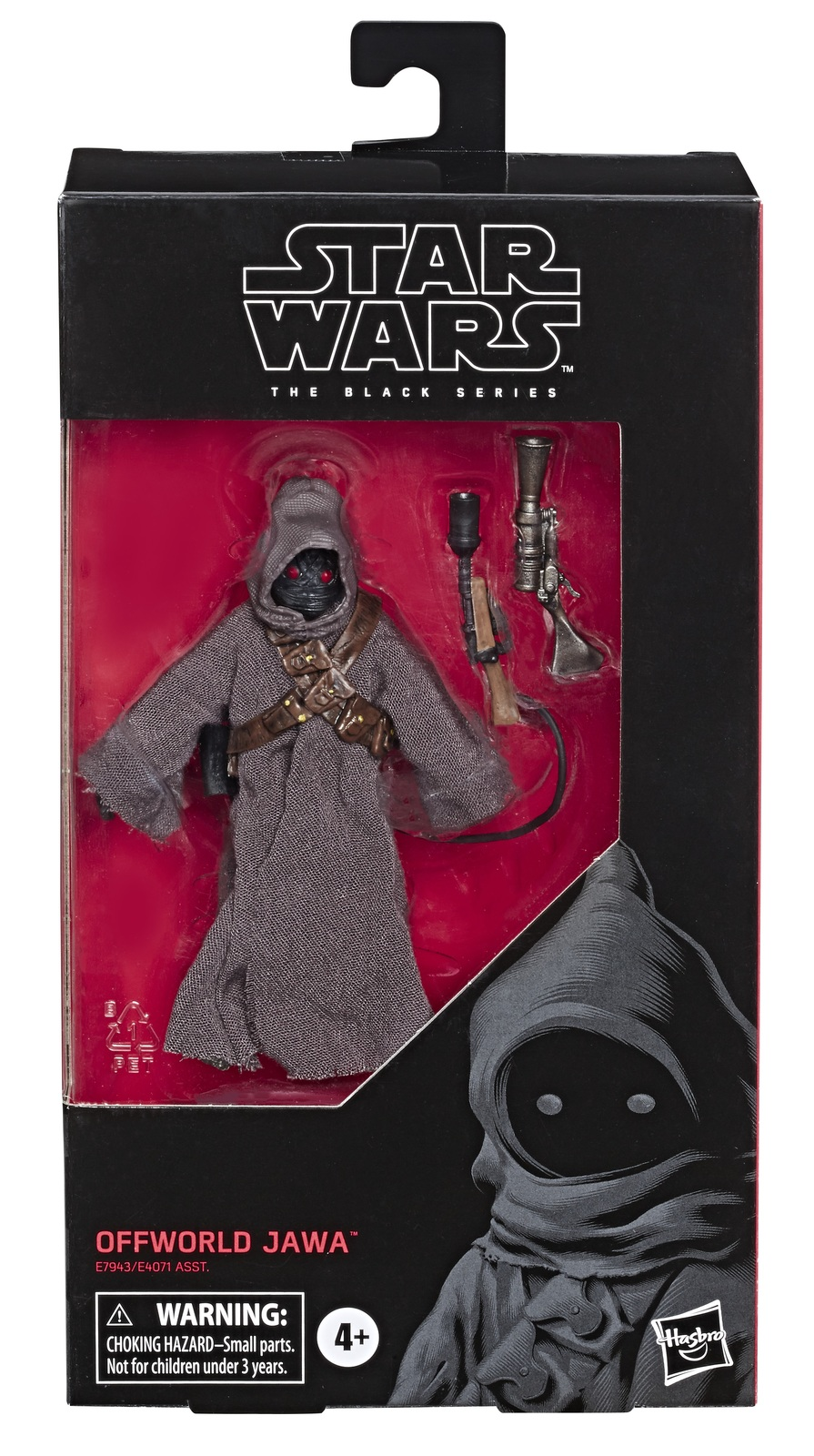 "Star Wars The Black Series: Jawa - 6"" Action Figure image"