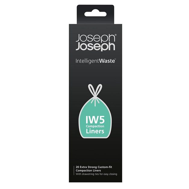 Joseph Joseph: Titan IW5 General Waste Bin Liners (20L)