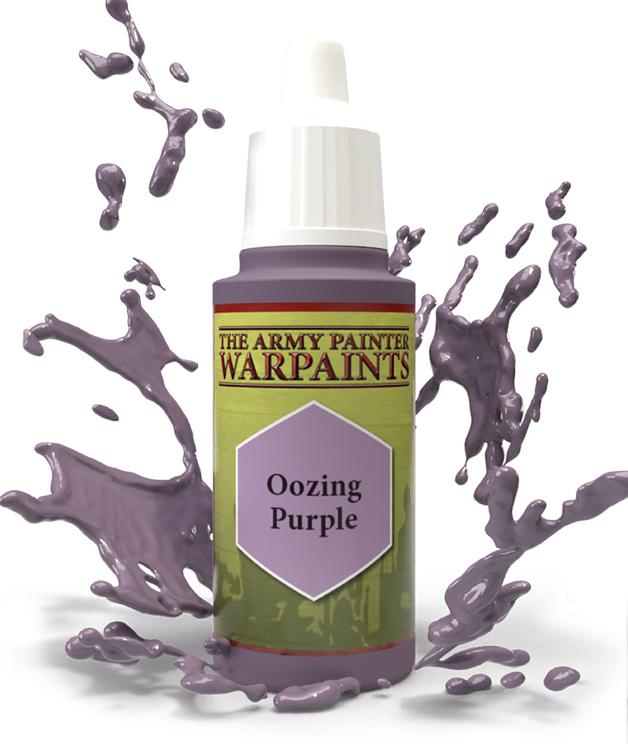 Oozing Purple Warpaint