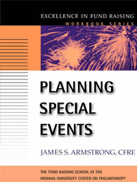Planning Special Events by James S. Armstrong