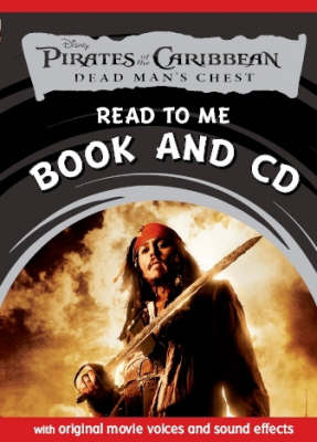 """""""Pirates of the Caribbean Dead Mans Chest"""" image"""