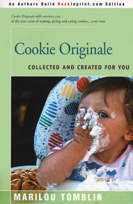 Cookie Originale: Collected and Created for You by Marilou Tombin image