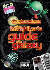 Hitchhikers Guide To The Galaxy on DVD