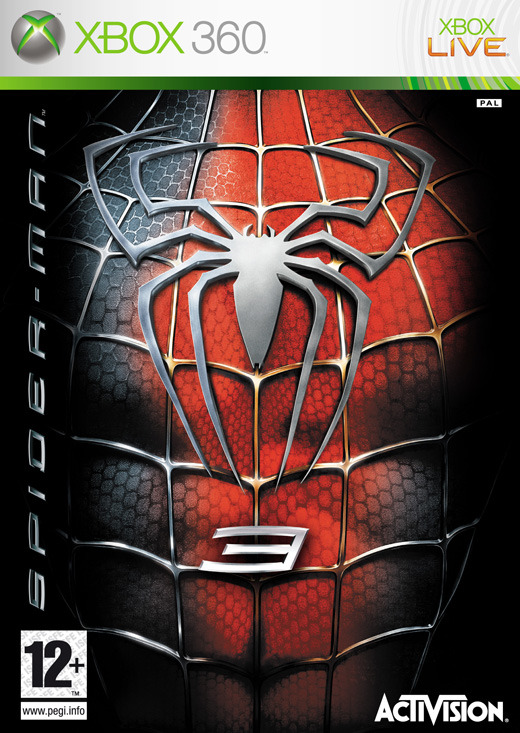 Spider-Man 3 for Xbox 360