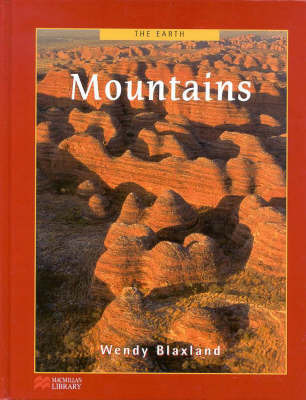 Mountains -Earth by Blaxland