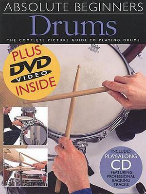 Absolute Beginners Drums by Dave Zubraski